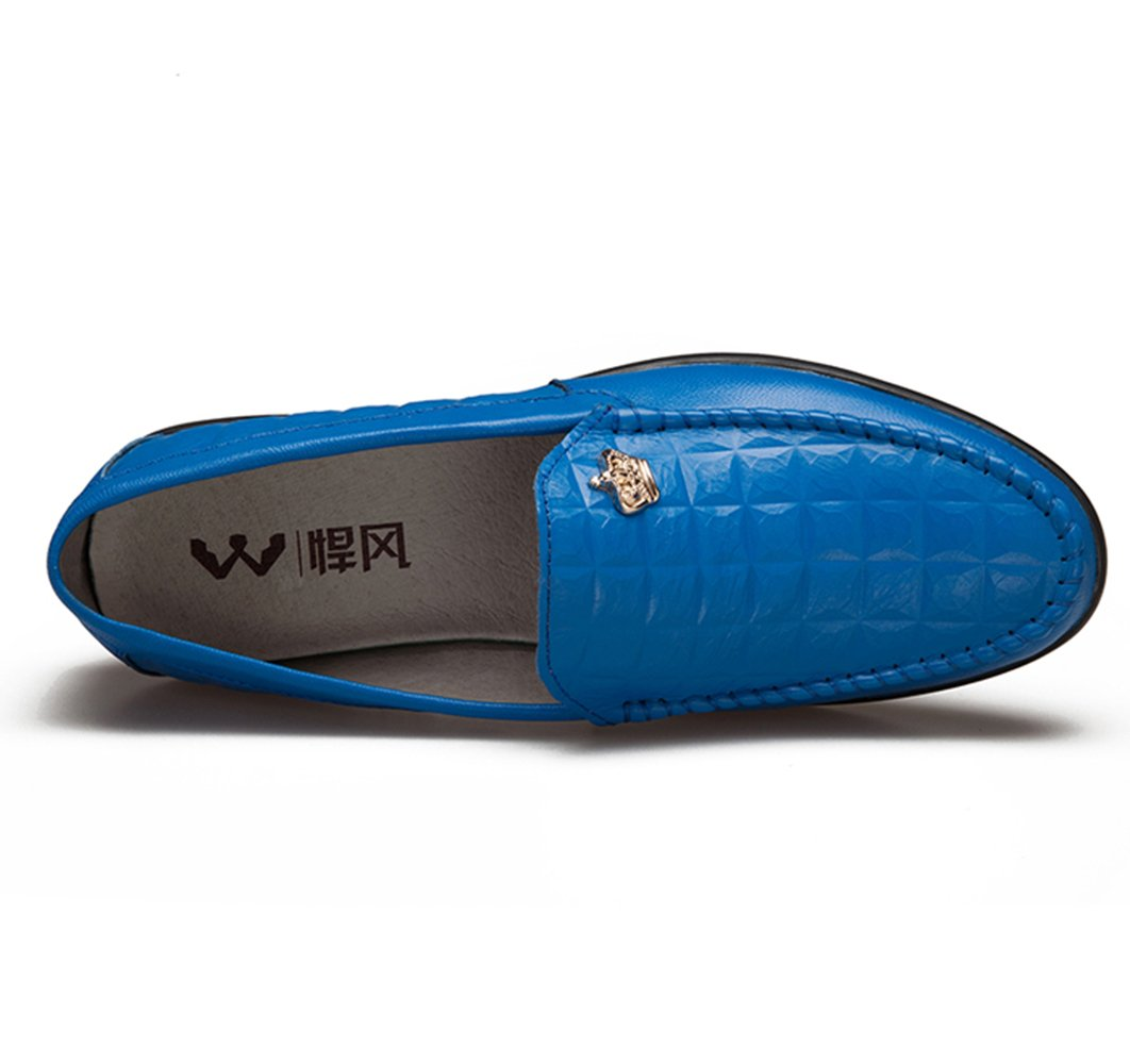 Men's Waterproof Slip-Ons - Perfect for Casual Walking and Outdoor Activities M01-42Be by HUMGFENG (Image #2)