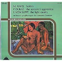 Rene Pierre Chouteau: Ravel Bolero LP VG++ Canada Franco DVE-63505