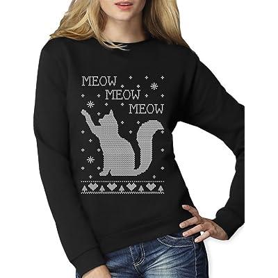 pour le fan de Chats pull Sweatshirt Femme