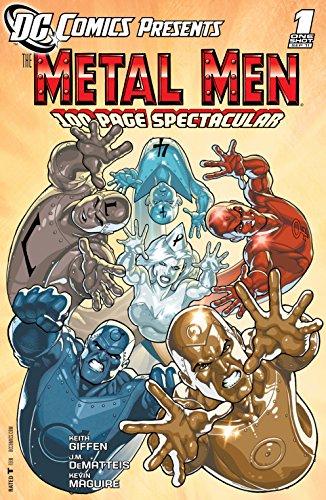 DC Comics Presents: The Metal Men (2011-) #1