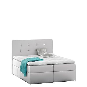 Boxspringbett Mezi Stilvoll Doppelbett Bett Schlafzimmer