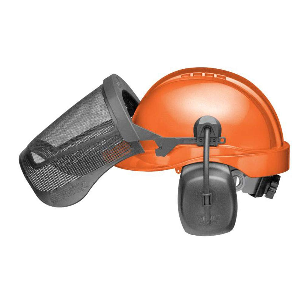 Elvex Proguard Logger System Combines Head, Face And Hearing Protection Non-Vented - CU-30R