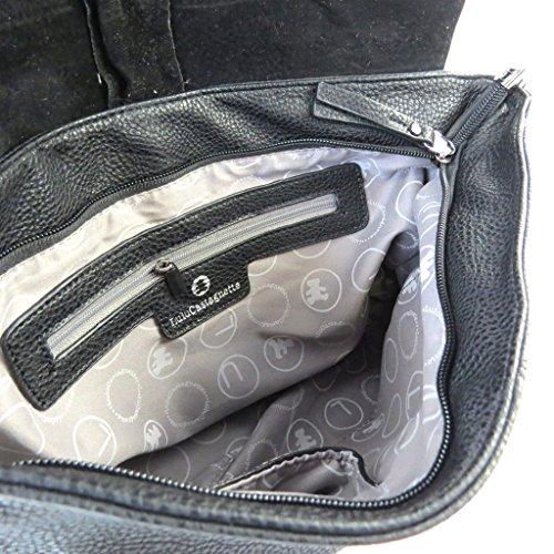 Bag designer Lulu Castagnettenero - 35x20x10 cm. Gris Tienda De Descuento En Línea La Cantidad De Descuento 2018 Unisex 731zpuy