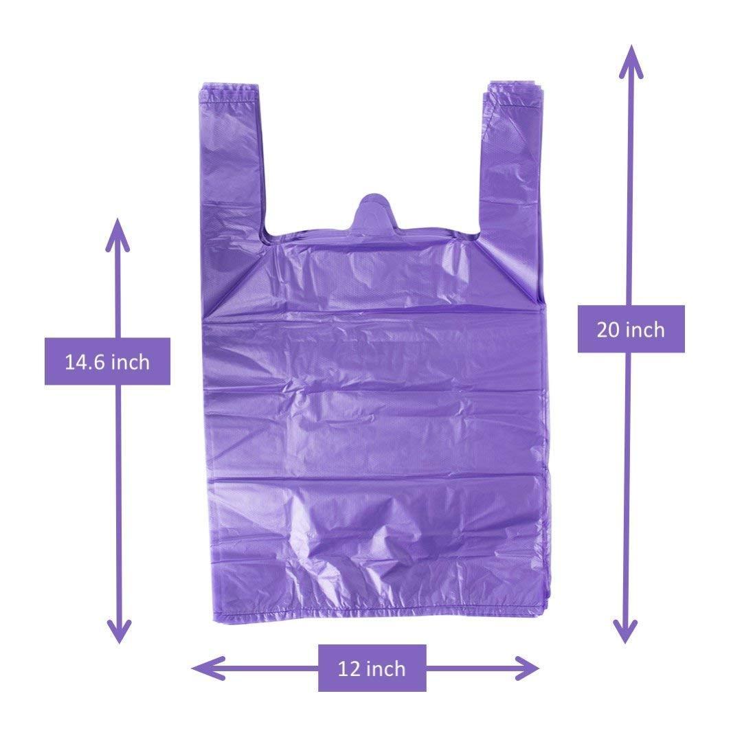 Amazon.com: LazyMe - Bolsas de plástico para camisetas de ...