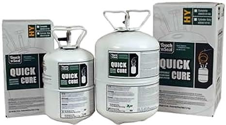 Amazon.com: TOUCH N sello Quick Cura High Yield aislante ...