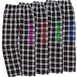 JANT girl Volleyball Black White Lounge Flannel Pant with Pockets