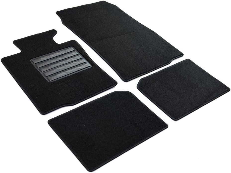 Set tappeti Auto per Countryman in Gomma Antiscivolo inodore Resistente lavbile e ritagliabile per Maggiore adattabilit/à