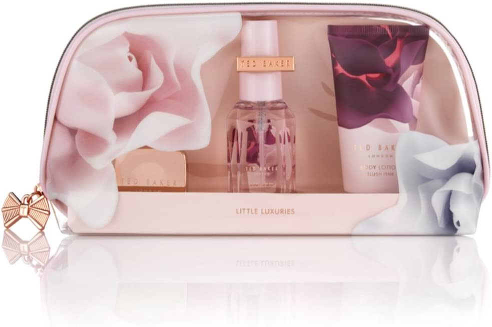 Ted Baker Little Luxuries Mini Beauty Bag Gift Set For Her, XMAS