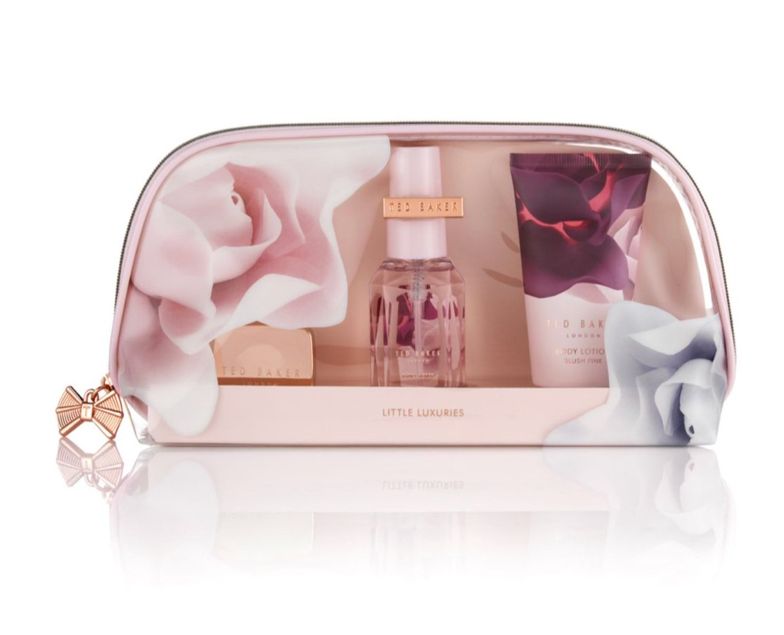 95278c62ed315a Ted Baker Little Luxuries Mini Beauty Bag Gift Set For Her