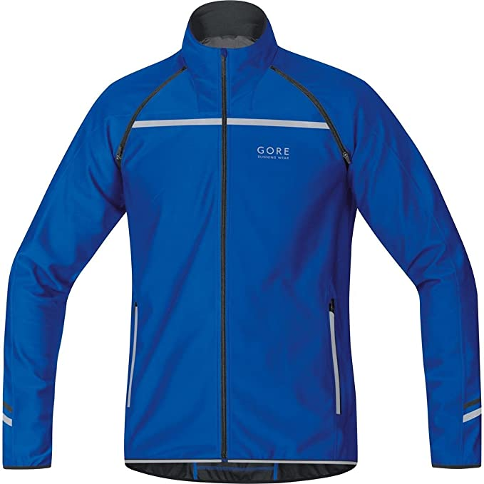GORE RUNNING WEAR Mythos 2.0 Windstopper Soft Shell Zip-Off Light - Chaqueta para Hombre