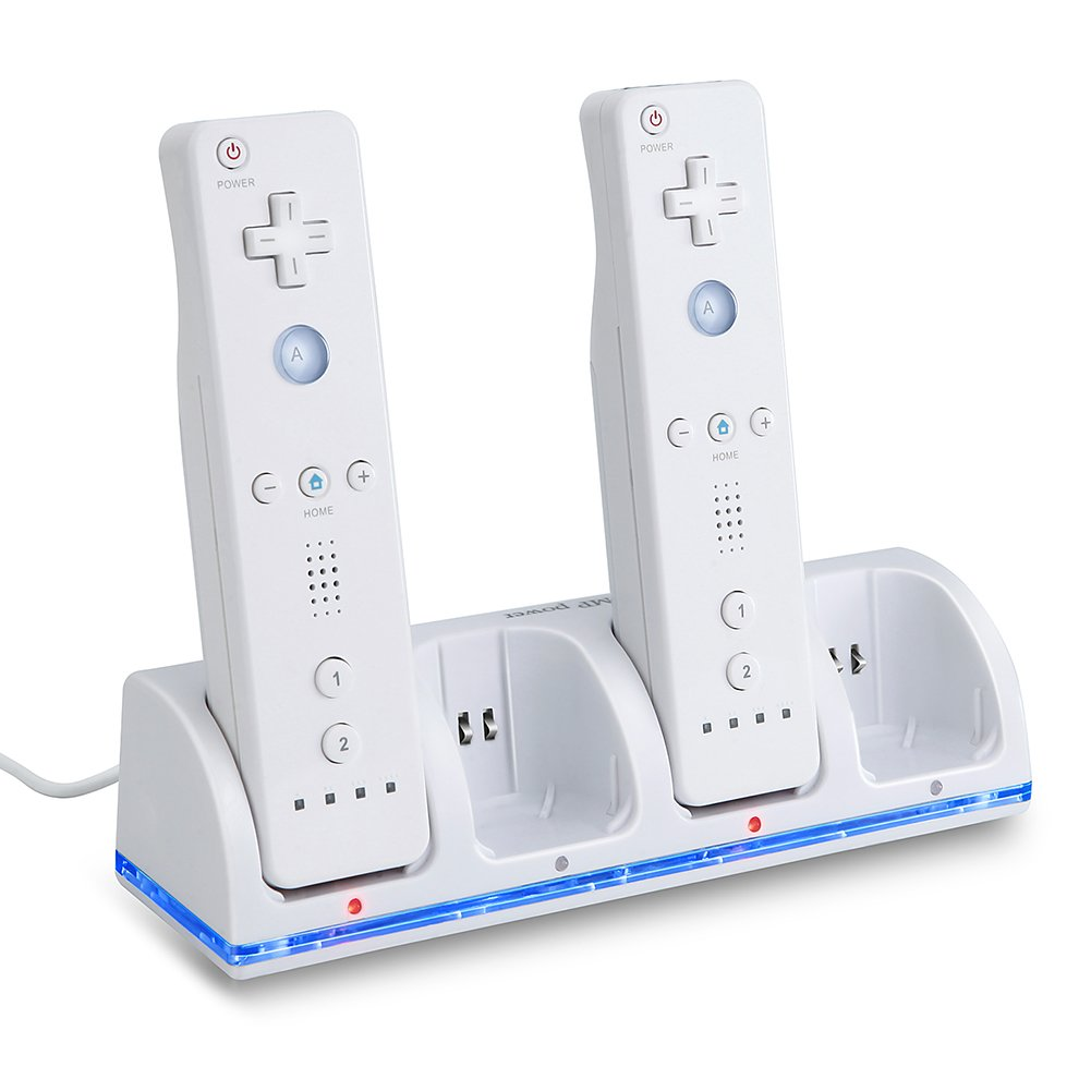 wii remote charging station instructions