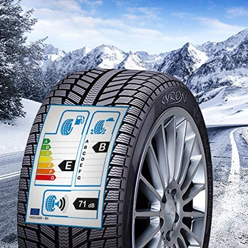 Syron Everest 1 Plus XL M+S 215//55R17 98V Pneumatico Invernale