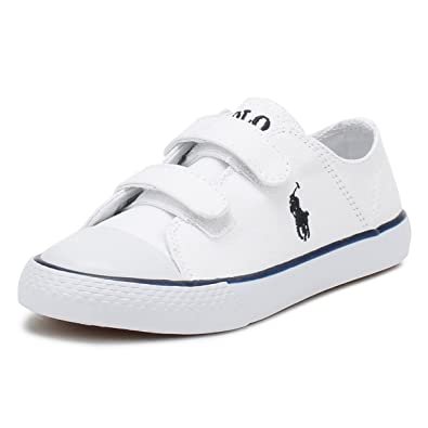 Ralph Lauren Darian EZ, Baskets Mixte Enfant  Amazon.fr  Chaussures ... 2844083b26a