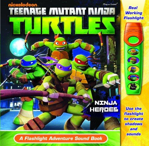 ninja turtle sound book - 2