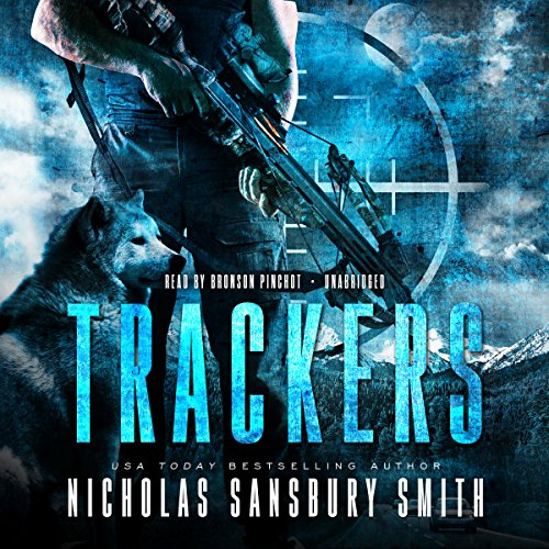 Trackers: Trackers, Book 1 (Cherokee Radio)