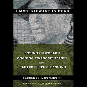 Jimmy Stewart is Dead Audiobook