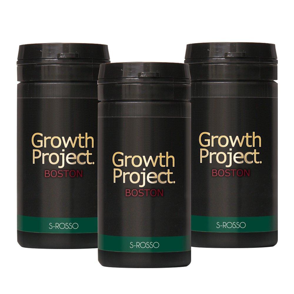 Growth Project ボストンサプリメント 3本セット B06Y23QSS6   3本セット