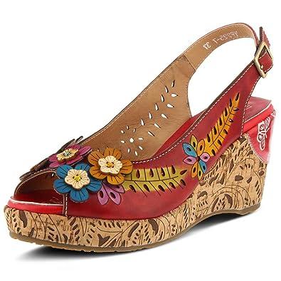 L'Artiste by Spring Step TuttiFrutti Sandals DlgUKZls5