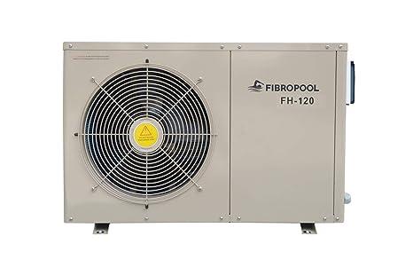 Pool Heat Pump >> Fibropool Fh120 Above Ground Swimming Pool Heat Pump