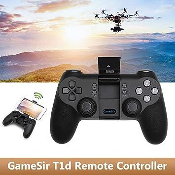 iBellete Remoto para Drone con batería Joystick 600 MA GameSir t1d ...