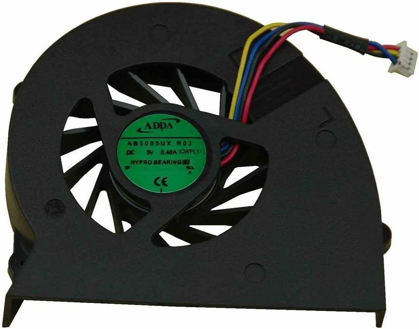 New Laptop CPU Cooling Fan Replacement for Sony Vaio VPCF121FX VPCF121GX VPCF122FX VPCF123FX VPCF125FX VPCF126FM VPCF127FX VPCF1290X VPCF12AFM VPCF12BFX VPCF12CFX