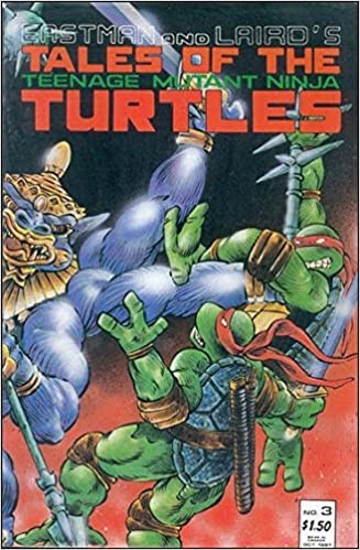 Tales of the Teenage Mutant Ninja Turtles, No. 3: Peter ...