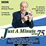 Just a Minute: Series 75: The BBC Radio 4 Comedy Panel Game |  BBC Radio Comedy