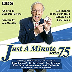 Just a Minute: Series 75 Radio/TV Program