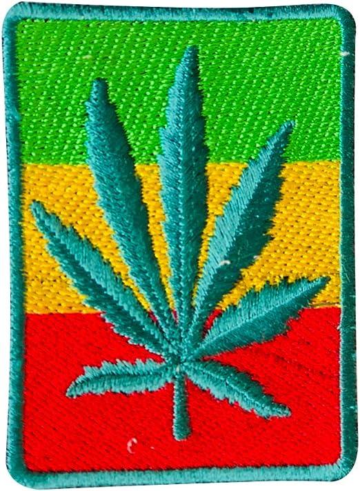 Parche Bordado con la Bandera de Rastafari de Empire para Coser o ...