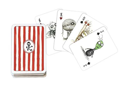 Dark Horse Comics Tim Burton Playing Cards Tim Burton Amazon Fr