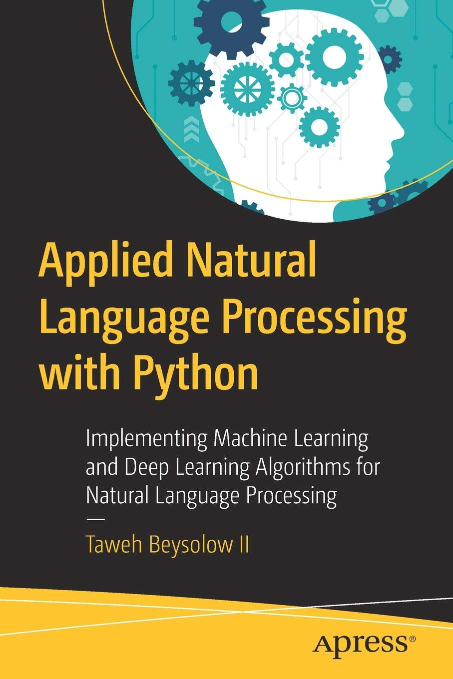 Applied Natural Language Processing With Python Implementing