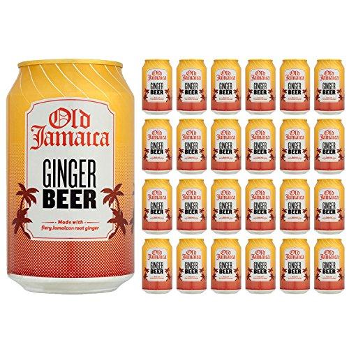 Jamaica Ginger Beer - Old Jamaica Ginger Beer 330ml