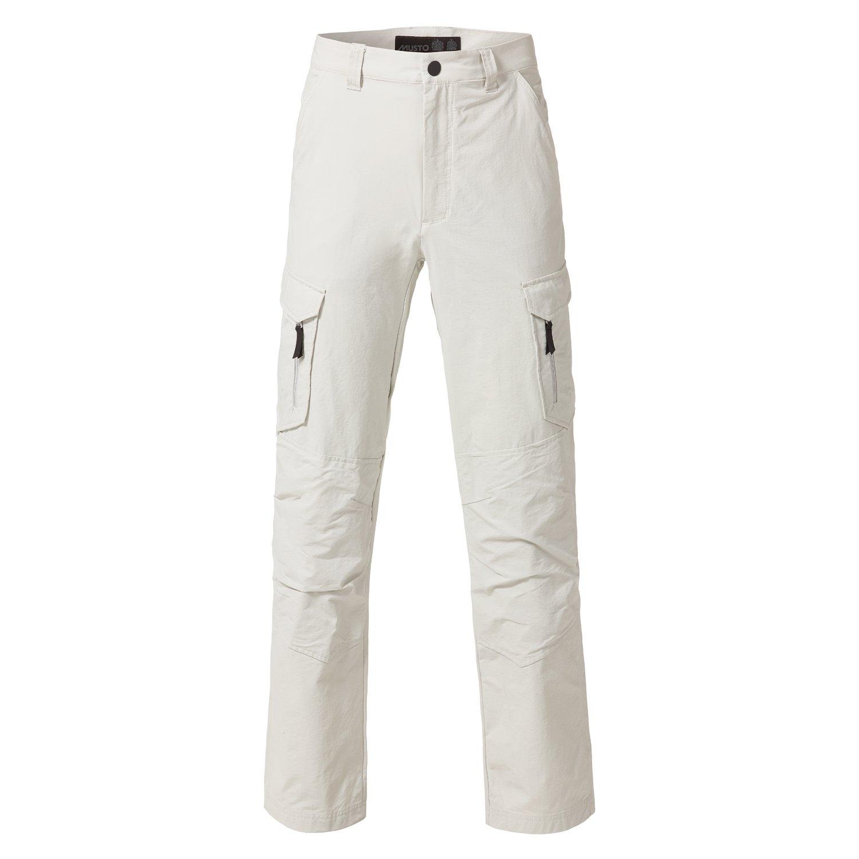 2016 Musto Essential UV Fast Dry Trouser Platinum Long LEG SE0781