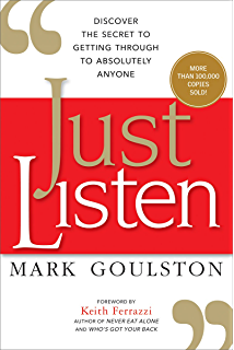 Amazon convince them in 90 seconds or less how to connect in just listen discover the secret to getting through to absolutely anyone fandeluxe Epub