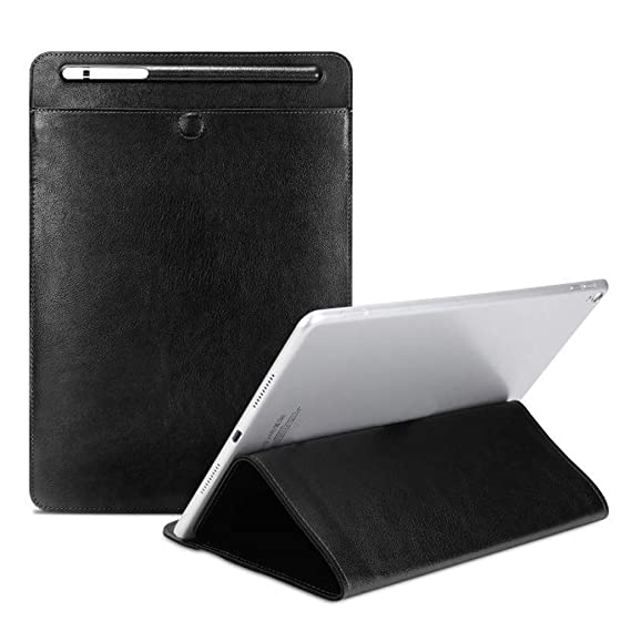 new arrival 9a1b5 a1611 Amazon.com: for iPad Pro 11inch Cover Case PU Leather Sleeve Case ...