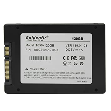 Floridivy goldenfir SATA 3.0 2.0 2.5 Solid State Drive SSD Disco ...