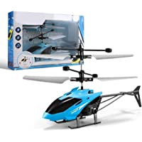 yeesport Remote Control Helicopter Mini Creative LED Helicopter Toy for Kids Remote Control Helicopters Rc Helicopters…