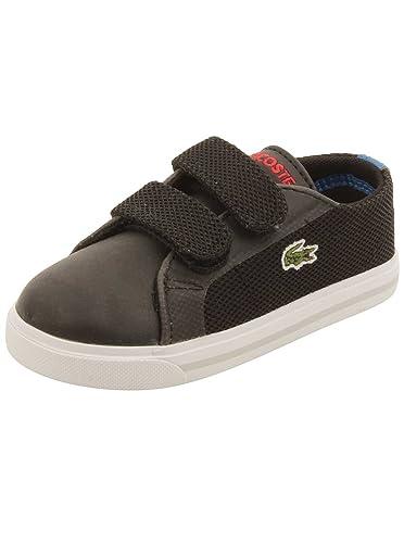 LACOSTE Marcel 4161 Black/Royal Blue Sneakers 7-32SPI0121024 Infant/Toddler Shoes (