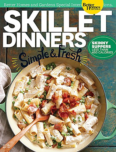Better Homes and Gardens: Skillet Dinners (Cast Iron Skillet Weeknight compare prices)