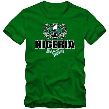 Fútbol Nigeria V2 Camiseta | Hombre | Fútbol | Jersey | Super ...