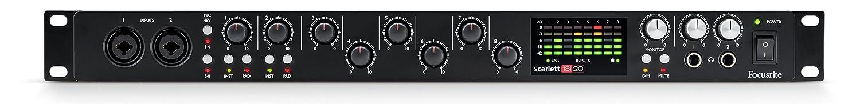 Focusrite Scarlett-18i20 Gen2 USB Audio Interface with Pro Tools First