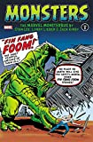 Monsters Vol. 2: The Marvel Monsterbus by Stan Lee, Larry Lieber & Jack Kirby