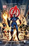 Front cover for the book Avengers, Vol. 1: Avengers World by Jonathan Hickman