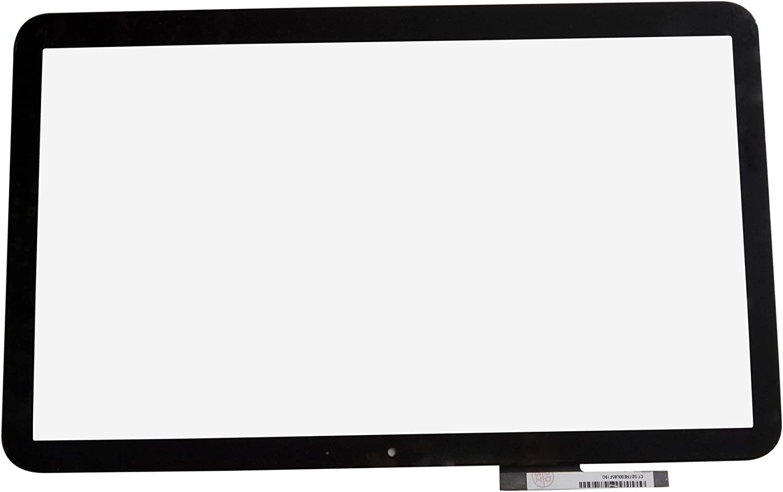 "KREPLACEMENT 15.6"" Touch Screen Replacement Digitizer Glass Panel Sensor for HP Envy TouchSmart 15-J Series Laptop (Non-LCD, Non-Bezel)"