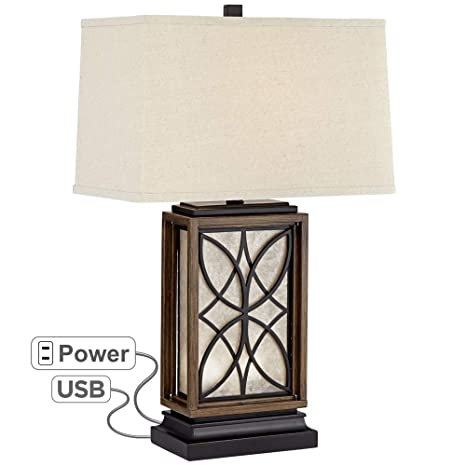 Arthur Night Light Table Lamp With Usb Port Amazon Com