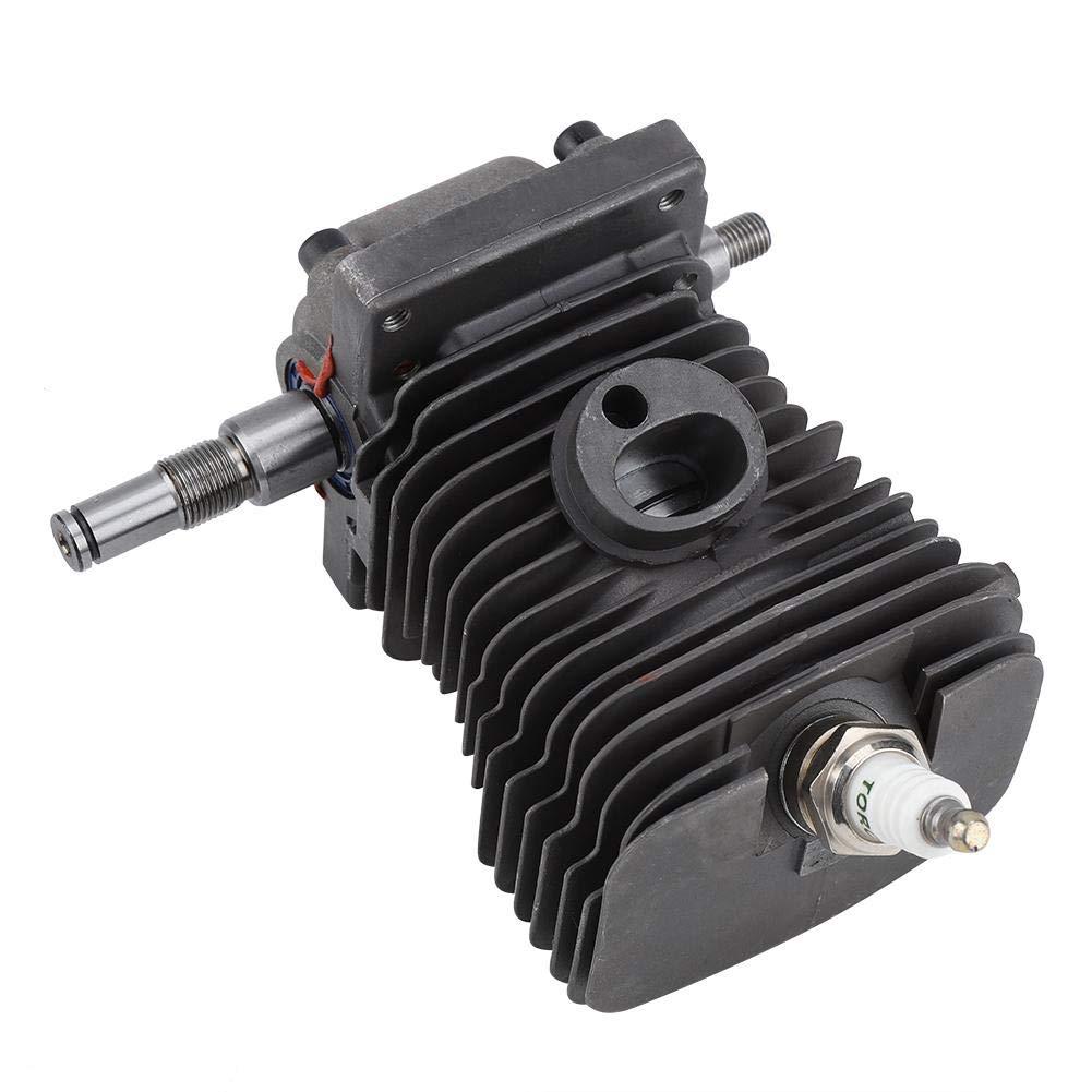 Bloque de motor motor Motor 38MM Cilindro Pist/ón Cig/üe/ñal para STIHLs MS170 MS180 018 Motosierra