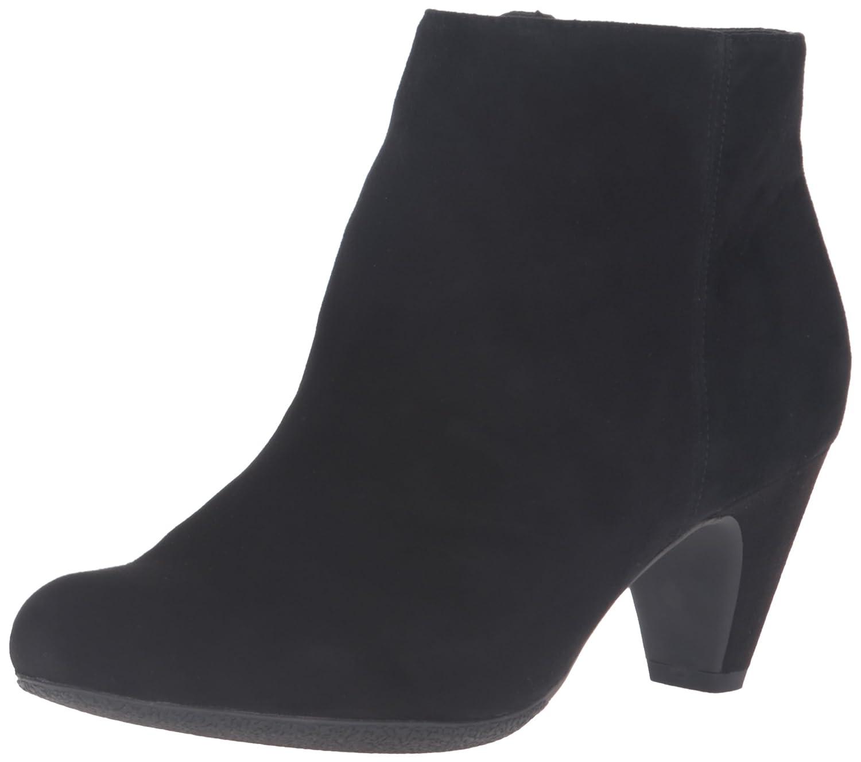 Sam Edelman Women's Michelle Ankle Bootie B01EVTLVU8 10.5 B(M) US|Black Suede