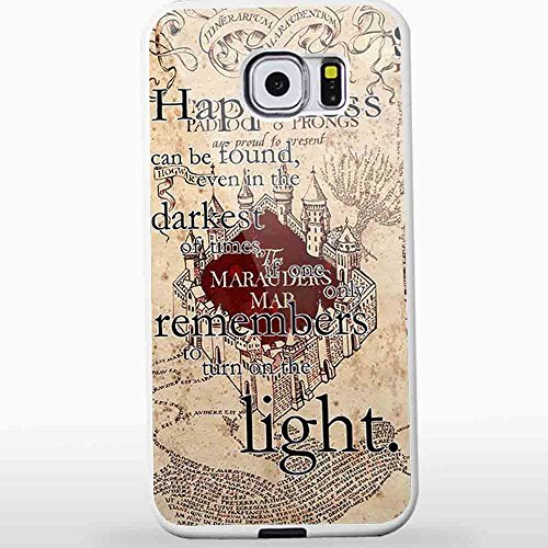 Happiness Quote Harry Potter for Iphone and Samsung Galaxy Case (Samsung Galaxy S5 black)