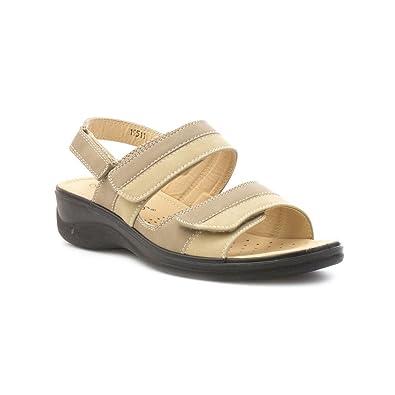 f3777e44d Softlites Womens Comfort Sandal in Beige  Amazon.co.uk  Shoes   Bags