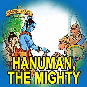 Hanuman, the Mighty Audiobook